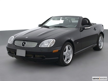 2001 Mercedes-Benz SLK photo