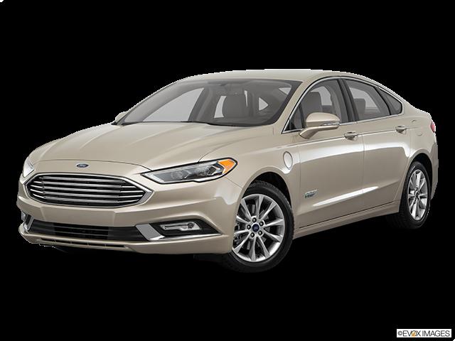 2017 Ford Fusion Energi photo