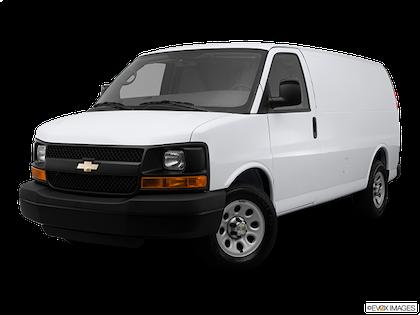 2012 Chevrolet Express Cargo photo