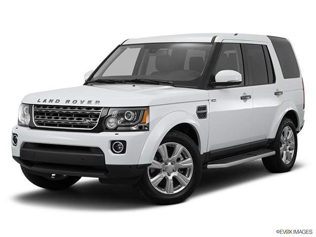 2015 Land Rover LR4 Review