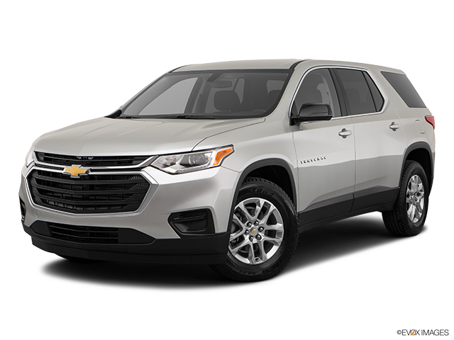 Chevrolet Traverse Reviews