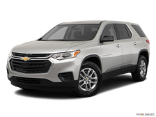 2019 Chevrolet Traverse Review