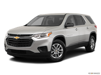Chevrolet Traverse Reviews