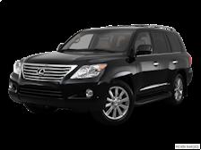 2011 Lexus LX Review