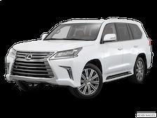 2017 Lexus LX Review
