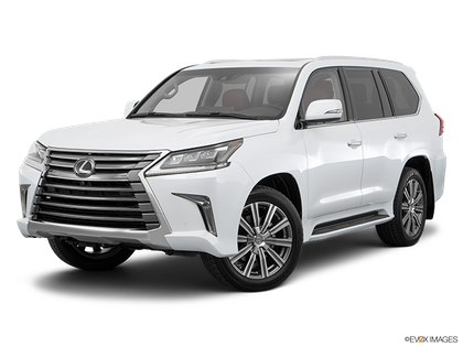 2016 lexus lx review carfax vehicle research. Black Bedroom Furniture Sets. Home Design Ideas
