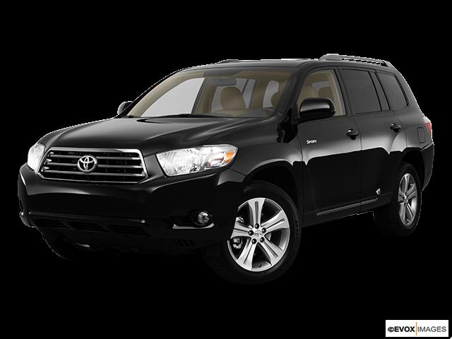 2010 Toyota Highlander Review