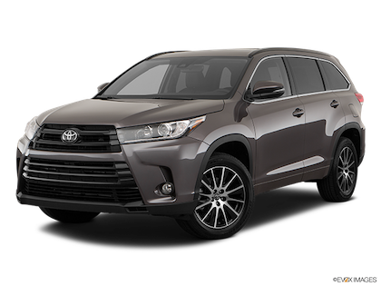 2019 Toyota Highlander photo