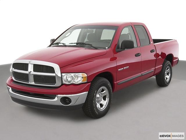 2002 Dodge Ram Pickup 1500 Review