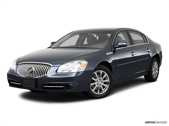 2010 Buick Lucerne Review