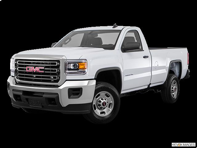 2016 GMC Sierra 2500HD Review
