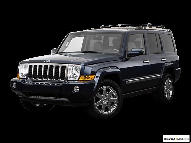 2010 jeep commander review