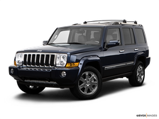 2009 Jeep Commander Review