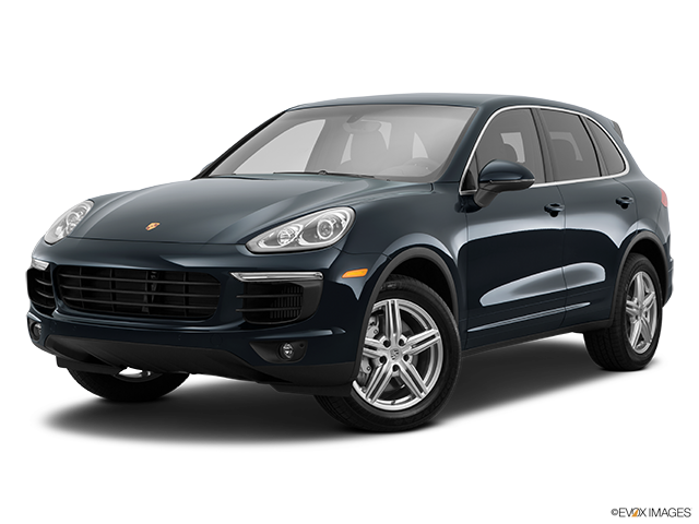 2015 Porsche Cayenne Review