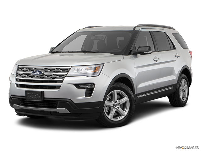 Ford Explorer Reviews