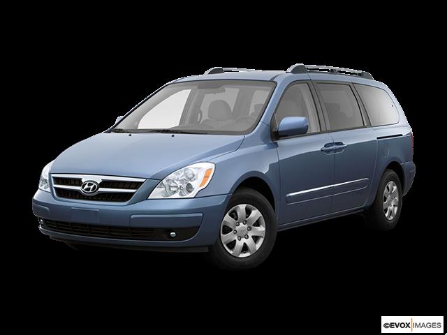 Hyundai Entourage Reviews