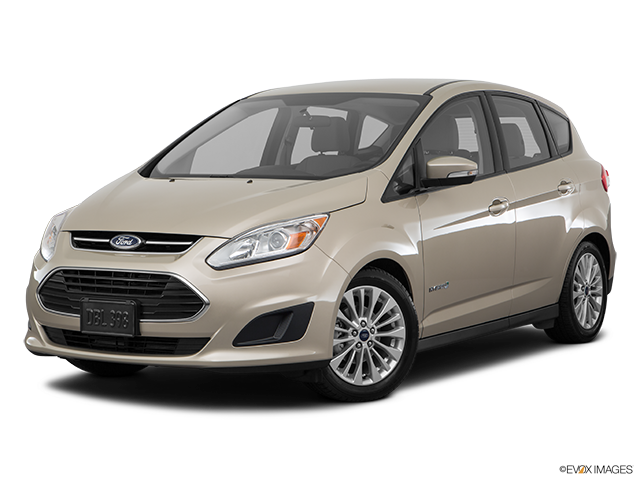 2018 Ford C-MAX Hybrid Review