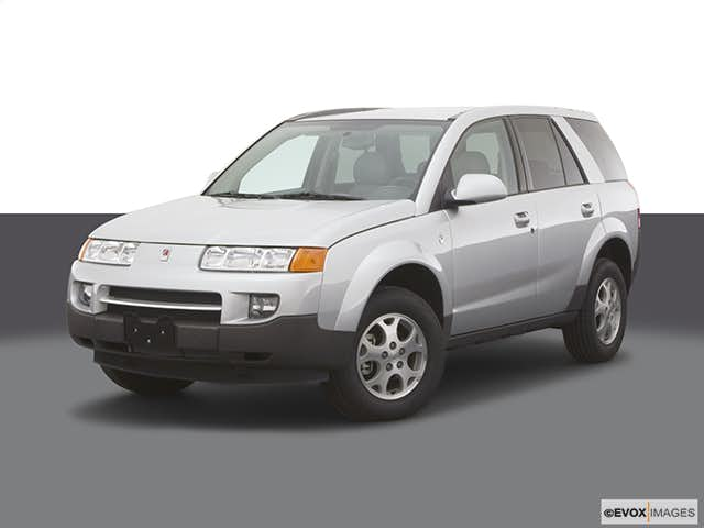 2006 Saturn Vue Suv interior Front. View Photo Gallery | 7 Photos