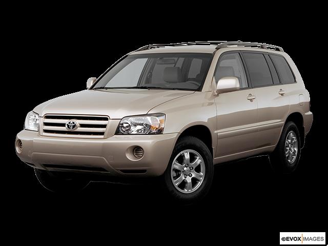 2006 Toyota Highlander Review