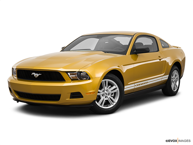 2010 Ford Mustang photo