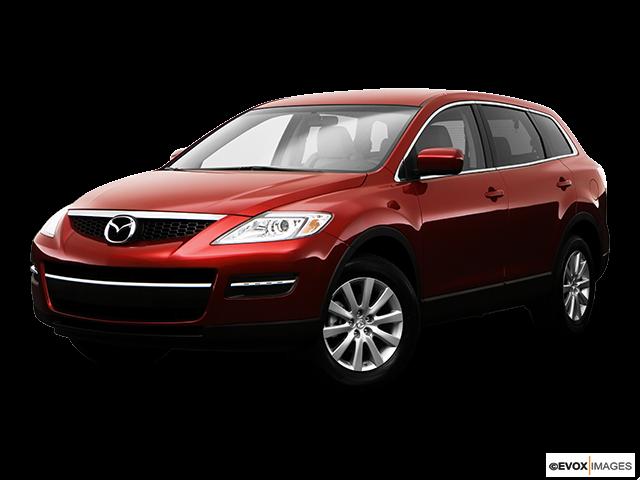 2009 Mazda CX-9 Review