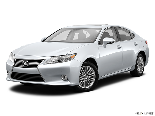 2014 Lexus ES 350 Review
