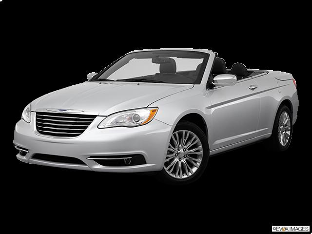 2012 Chrysler 200 Convertible Review