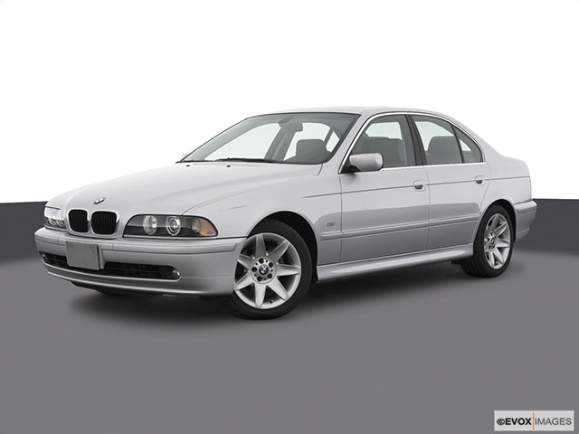 2003 BMW 5 Series Review