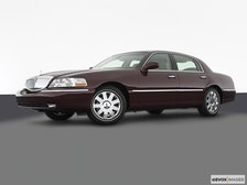 2003 Lincoln Town Car Review