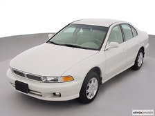 2000 Mitsubishi Galant Review