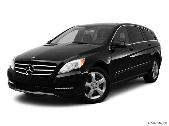 Mercedes-Benz R-Class Reviews