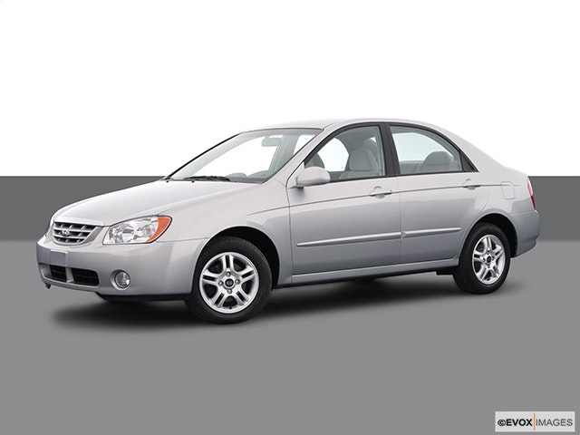 2005 Kia Spectra Review