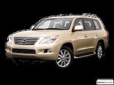 2008 Lexus LX Review