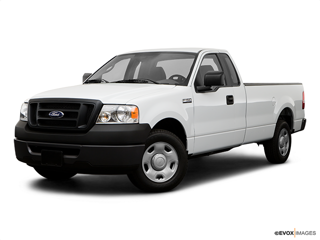 2008 Ford F-150 Review