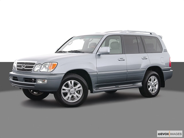2005 Lexus LX 470 Review