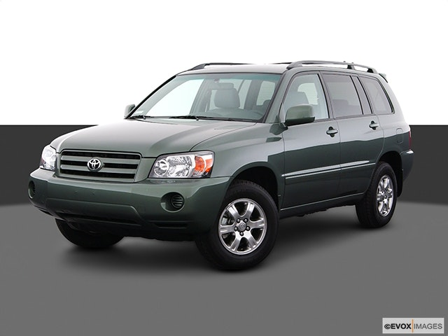 2005 Toyota Highlander Review