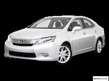 2010 Lexus HS Review