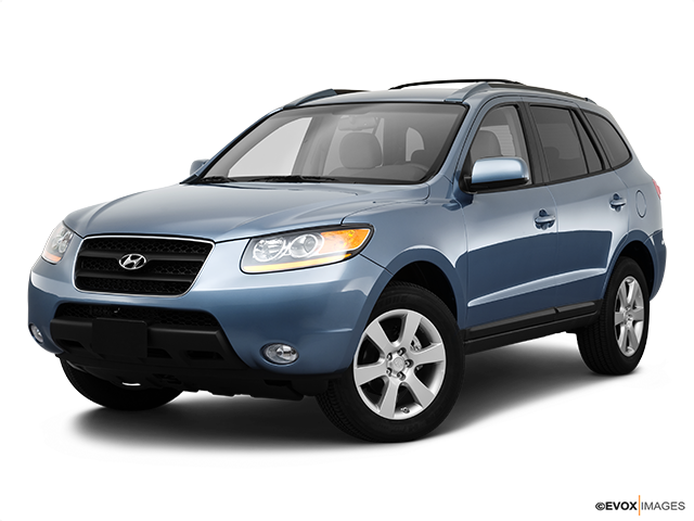 2009 Hyundai Santa Fe Review