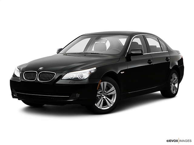 2009 BMW 5 Series Review