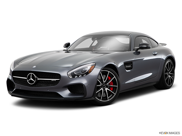 2016 Mercedes-Benz AMG GT photo