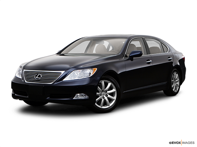 2009 Lexus LS 460 Review