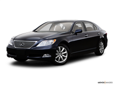 2009 Lexus LS Review