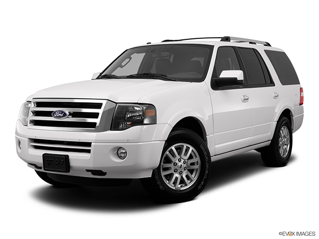 2012 Ford Expedition Review