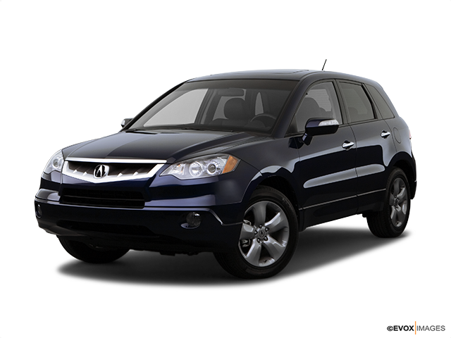 2007 Acura RDX Review