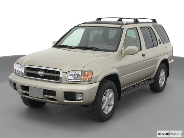 2003 Nissan Pathfinder Review