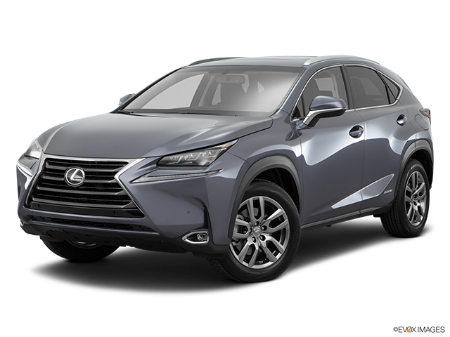 2016 Lexus NX 300h photo