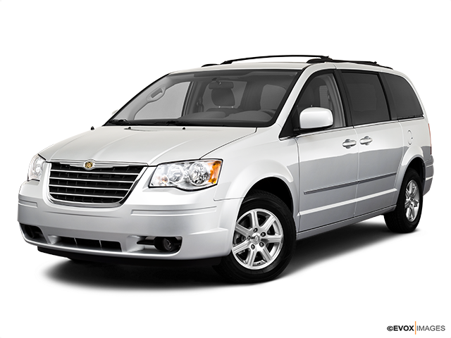 2010 Chrysler Town and Country Review