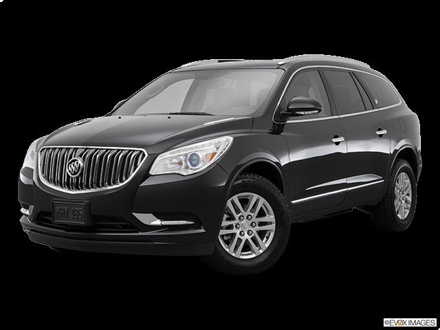 2015 Buick Enclave Review