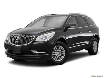 2015 Buick Enclave Review Carfax Vehicle Research