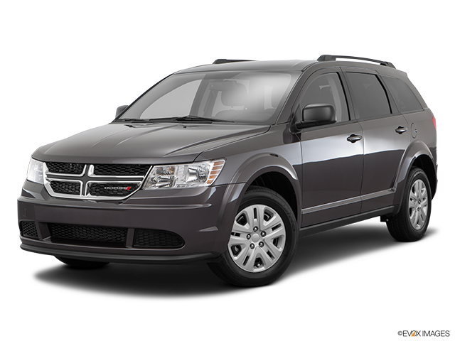 2018 Dodge Journey Review